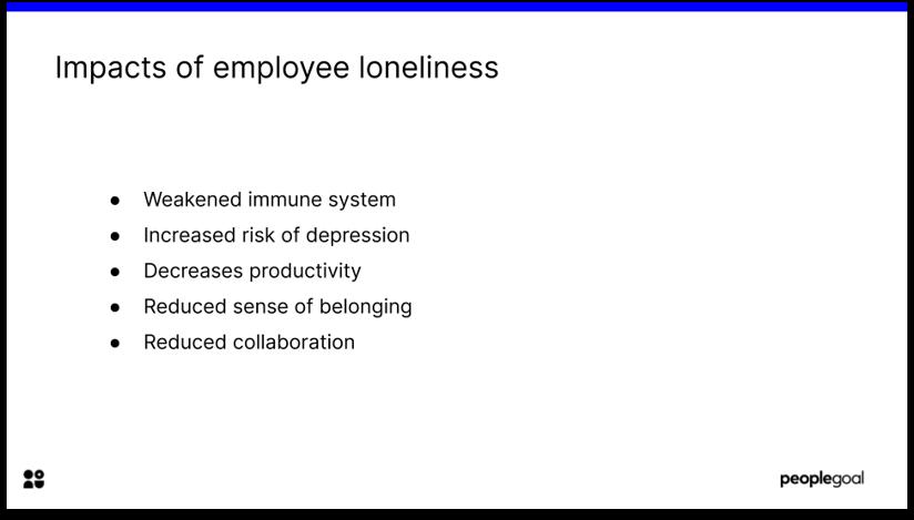 Employee Loneliness and Employee Communications