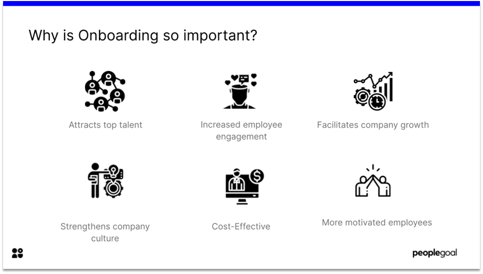 Why is onboarding so important