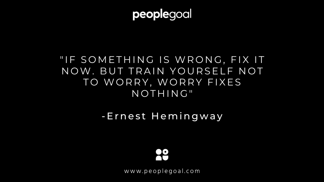 motivational quotes for employees - hemingway