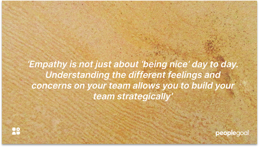Empathy and Virtual Leadership