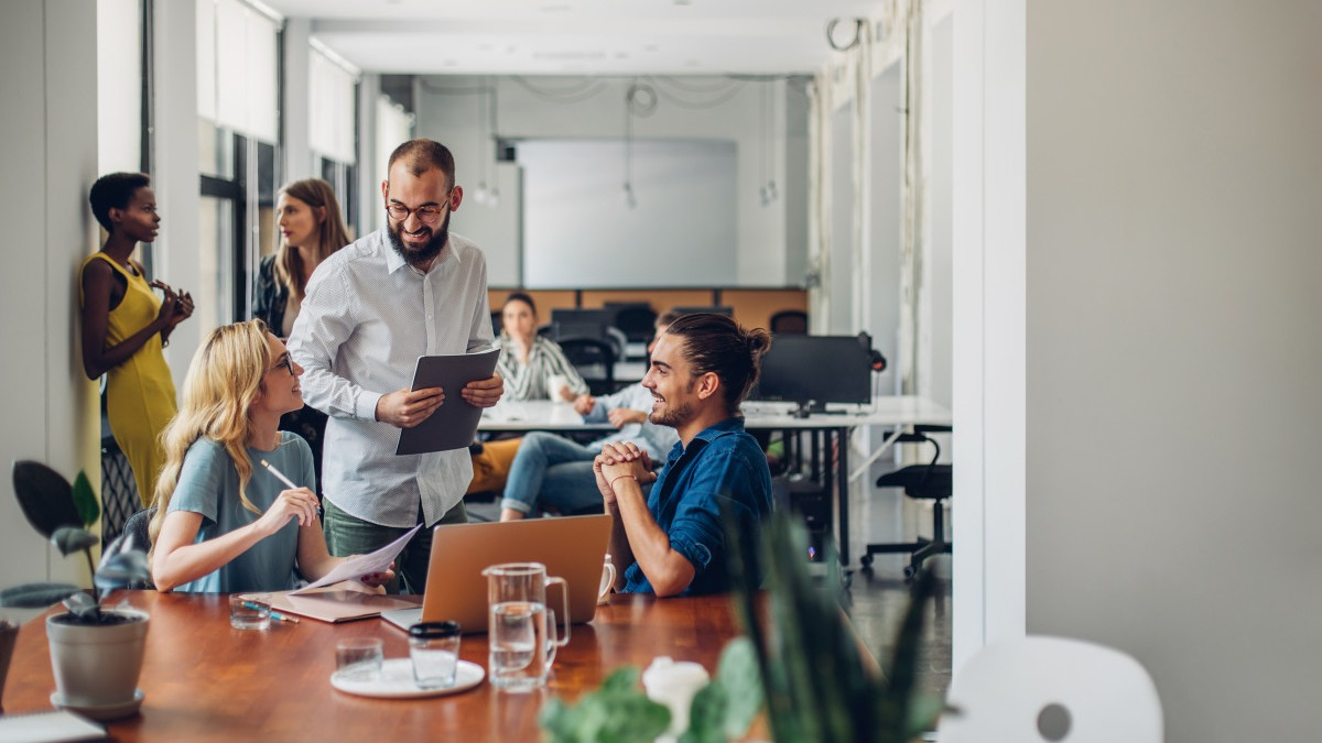 A guide to welcoming new employees to your company