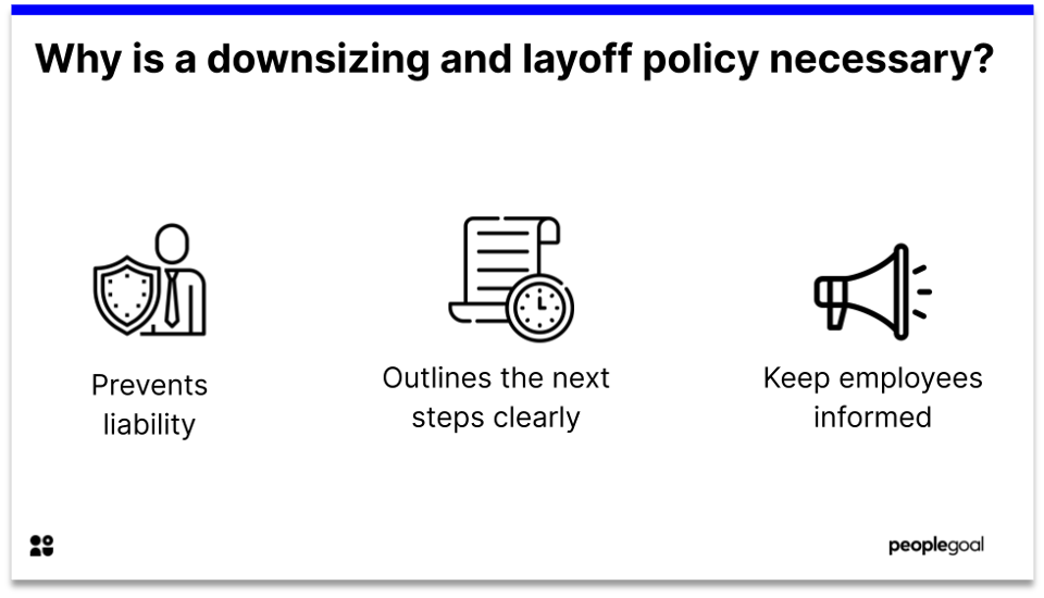 layoff and downsizing benefits