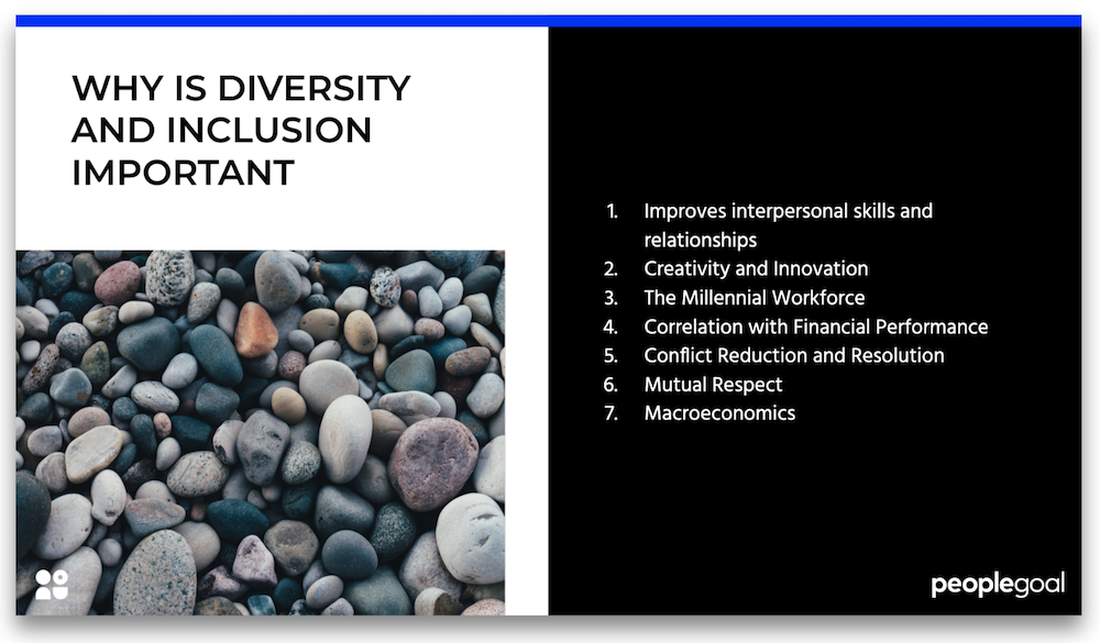 Why is diversity and inclusion important
