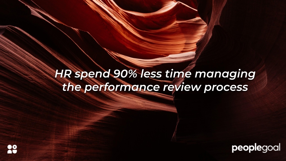 statistic on the time saved for HR