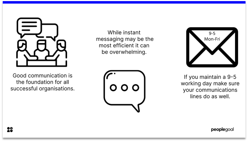 teamwork - communication