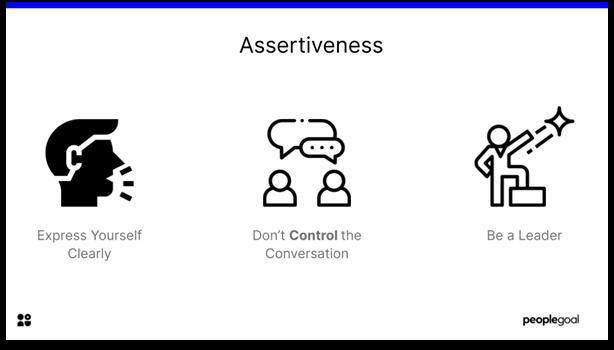 Communication - Assertiveness