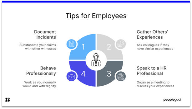 Nepotism - tips for employees