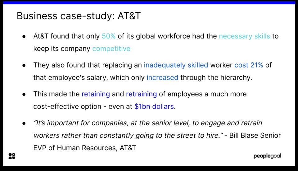 Employee Development - case study