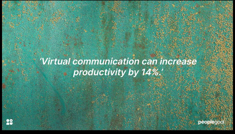 open door policy virtual communication
