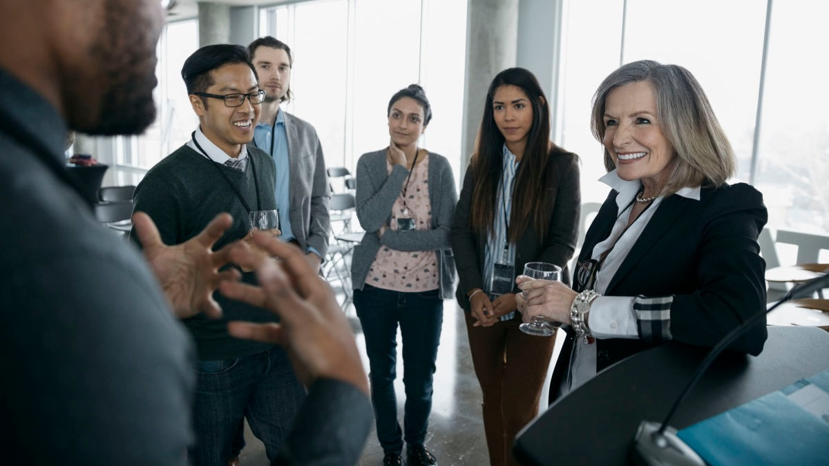 Bridge the Generational Gap in the Workplace
