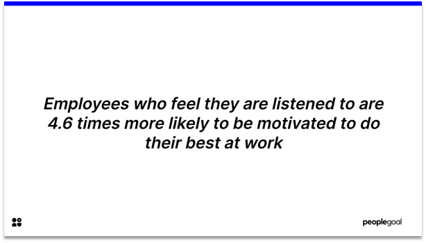 Connected Employees - give your employees a voice