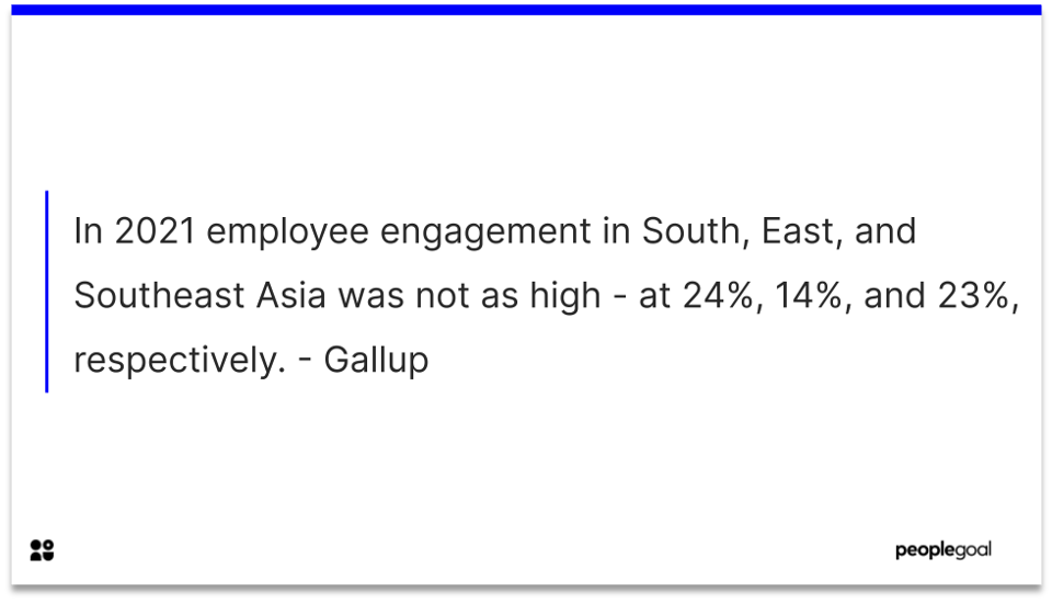 Employe Engagement in Asia