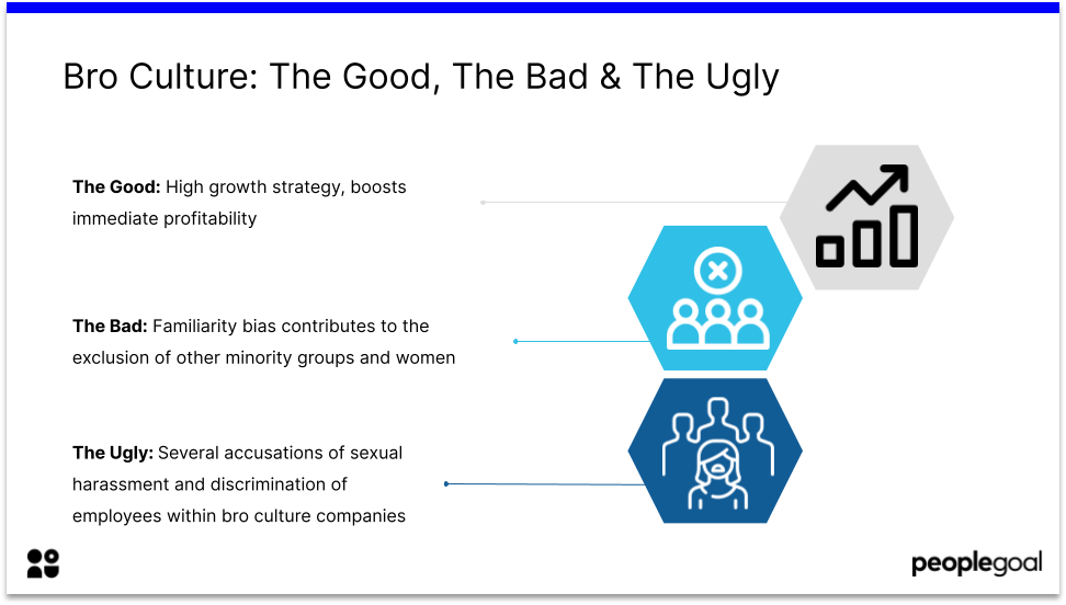 Bro Culture the good the bad and the ugly