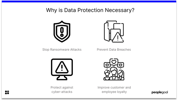 data protection policy - importance