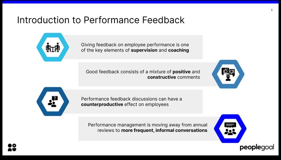 feedback culture introduction