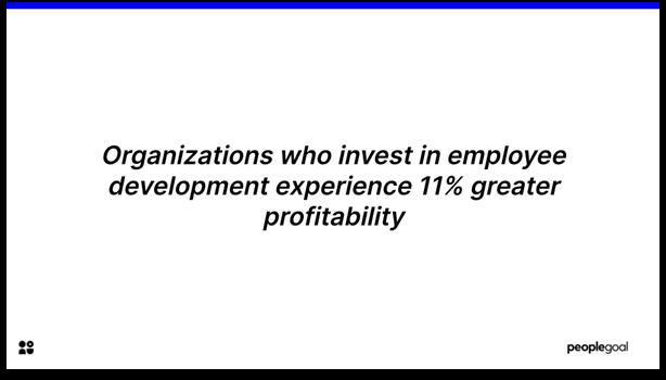 Career Development - company culture
