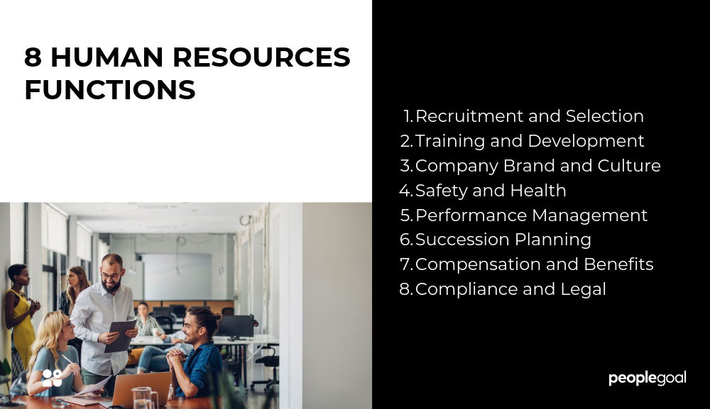 8 HUMAN RESOURCES FUNCTIONS