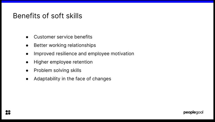 Benefits of Soft Skills for Skills-Based Hiring