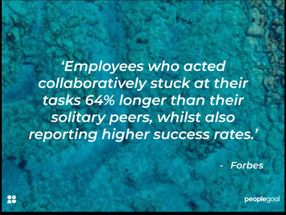 teamwork for productivity