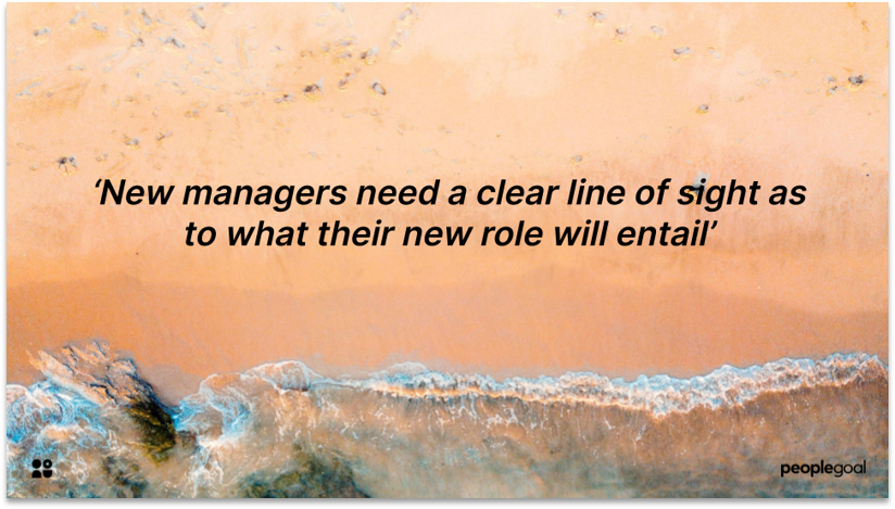 First Time Managers and Direction