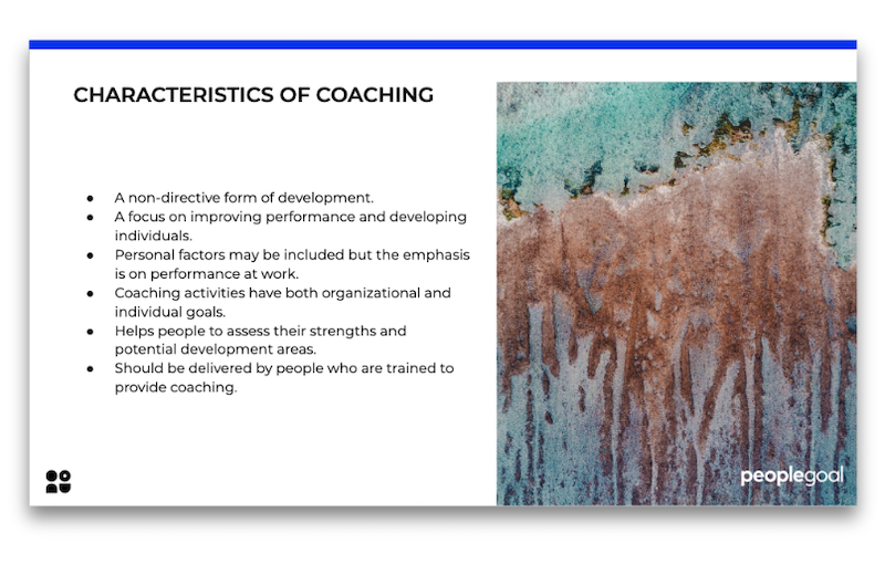 positive psychology coaching characteristics