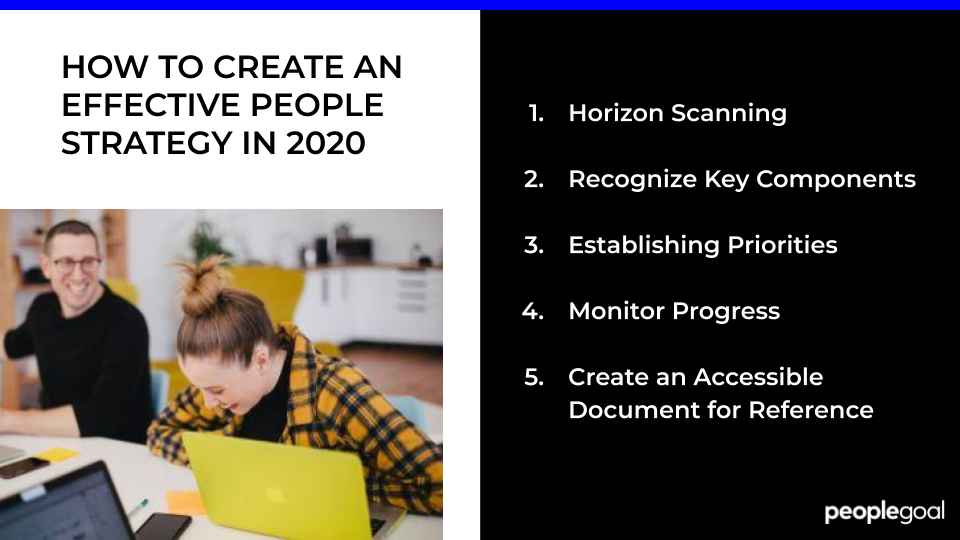 effective people strategy in 2020