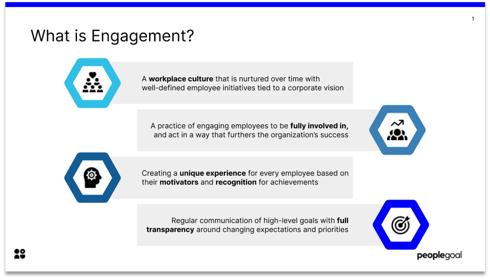 What is continuous engagement