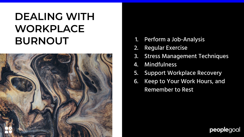 6 Tips to Prevent Work Burnout
