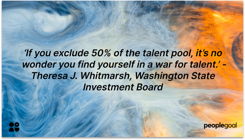 Quotation on Diversified Workplace recruitment