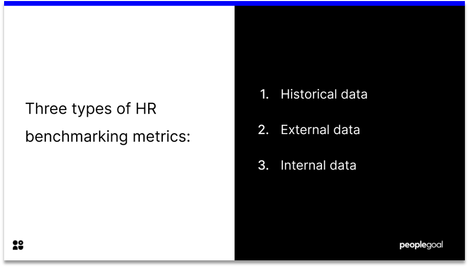 benchmarking engagement survey metrics three types