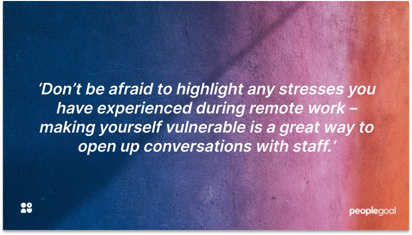 Managers and Employee Communications quote