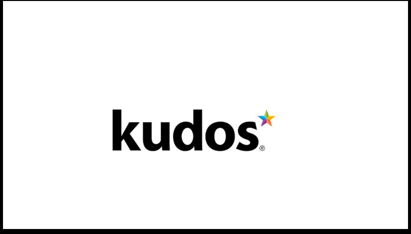 Kudos Logo Employee engagement software