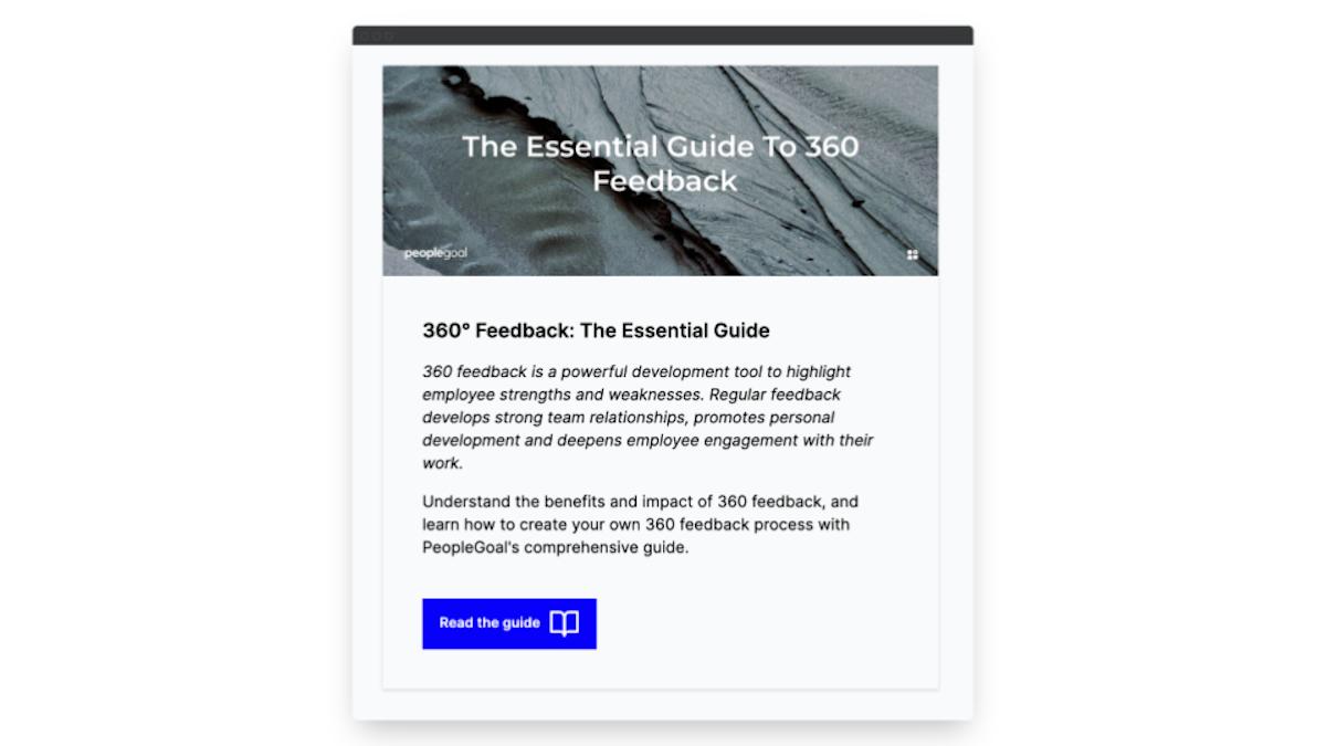360 degree feedback software essential guide