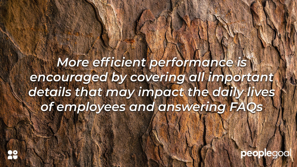 efficient performance with code of conduct
