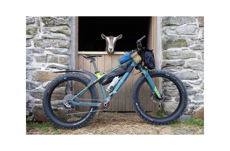 Bikes of the Highland Trail 550
