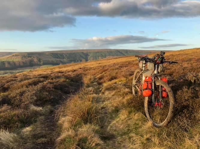 Bikes of Dales Divide