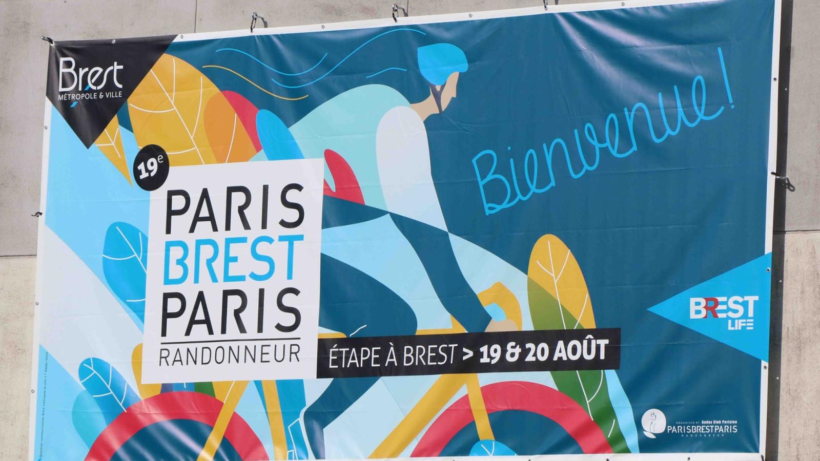 Push Bikes of Paris-Brest-Paris
