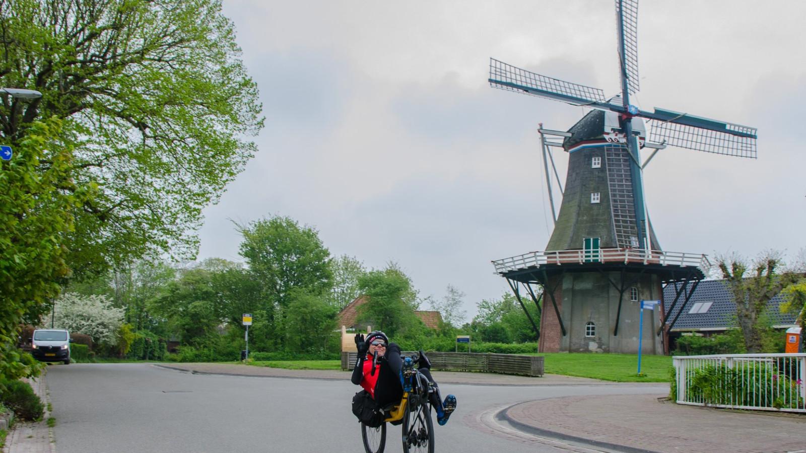 Bikes of Race Around The Netherlands