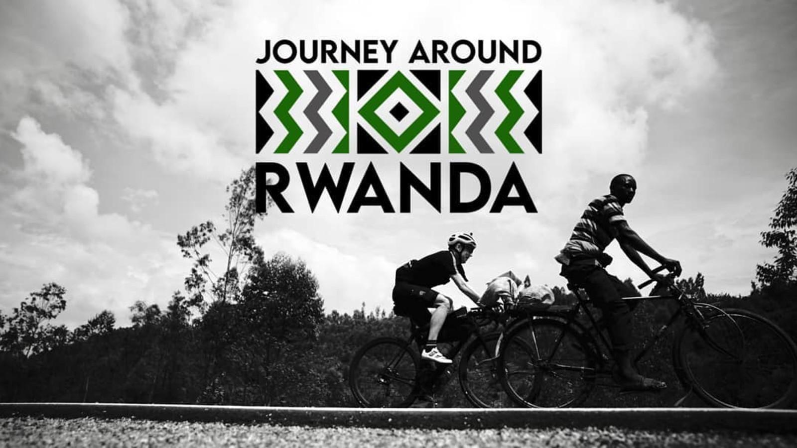 Bikes of Journey Around Rwanda