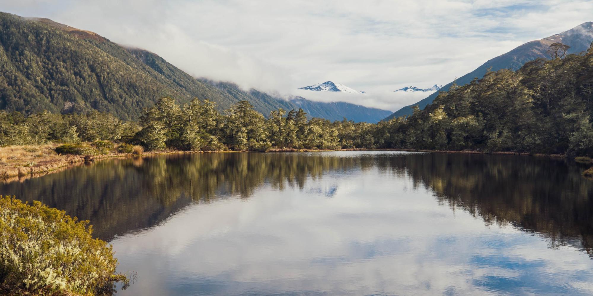 Tour Te Waipounamu