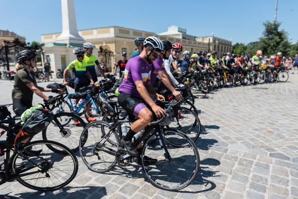 Bikes of Three Peaks Bike Race
