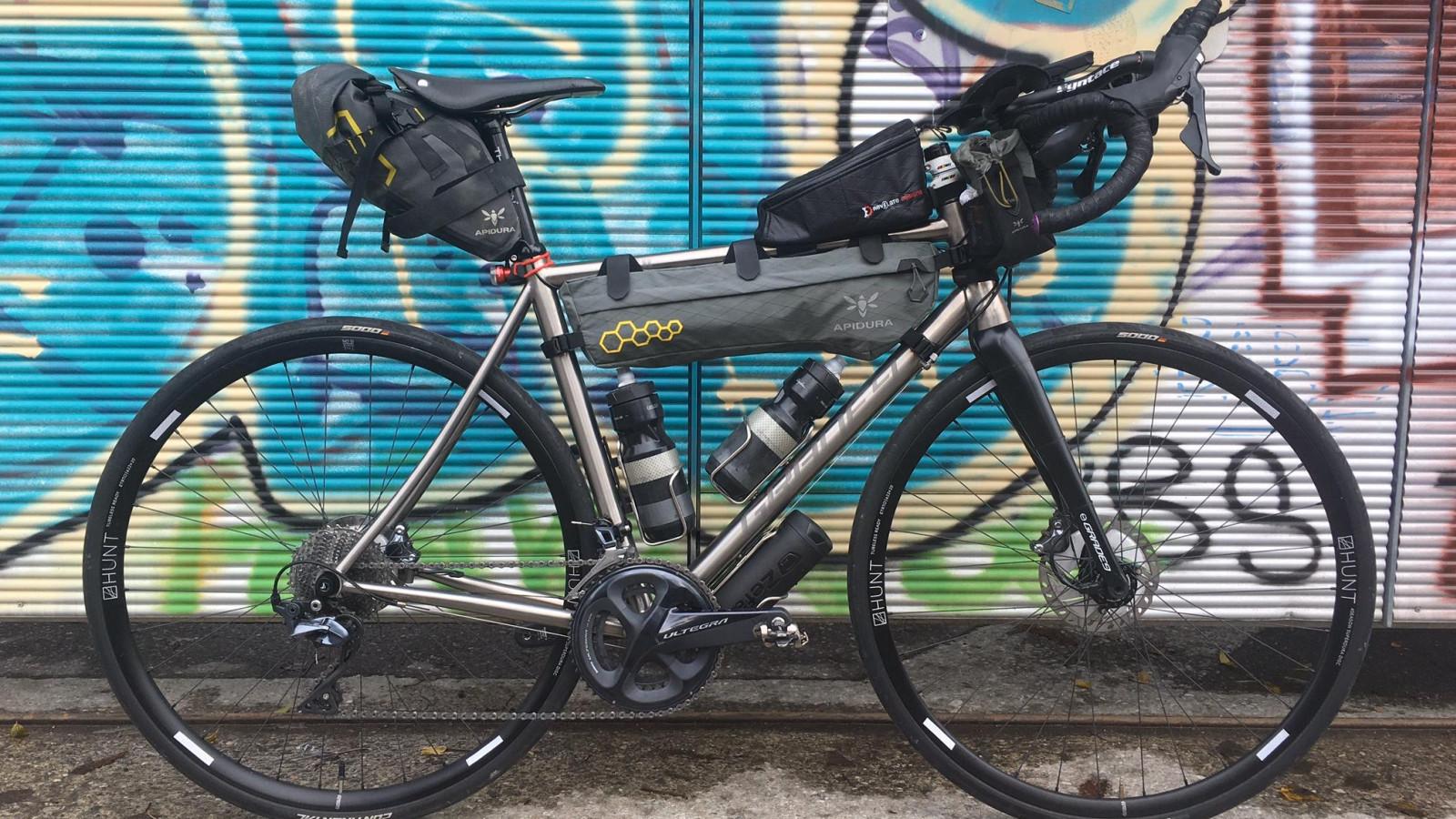 Bikes of Two Volcano Sprint 2019