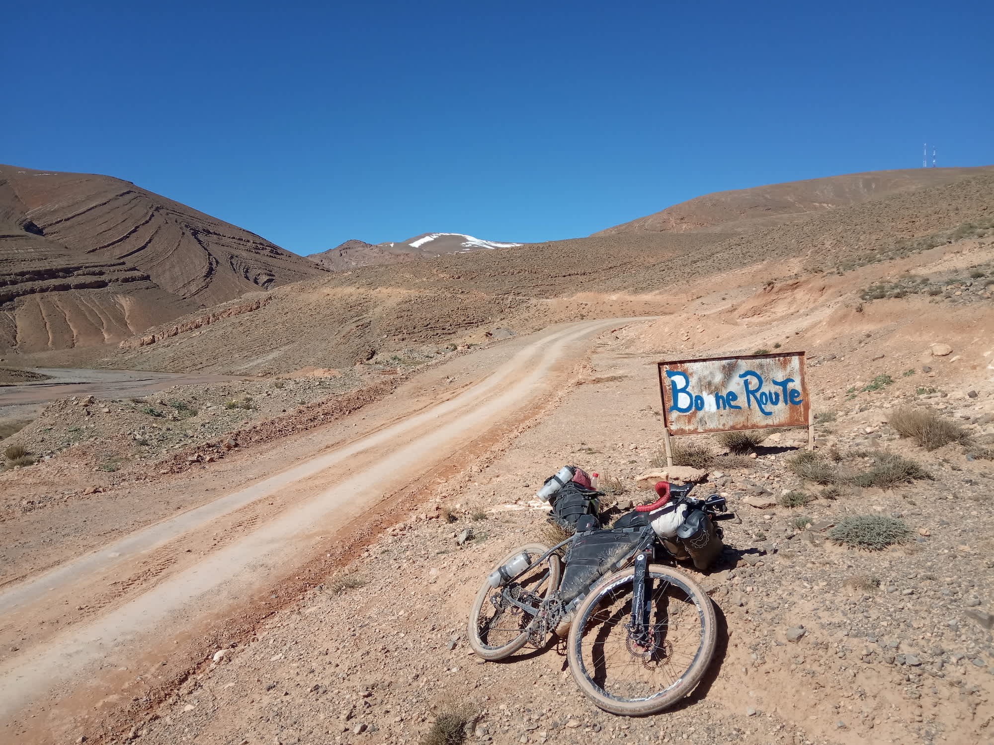 Morocco Bike Adventure
