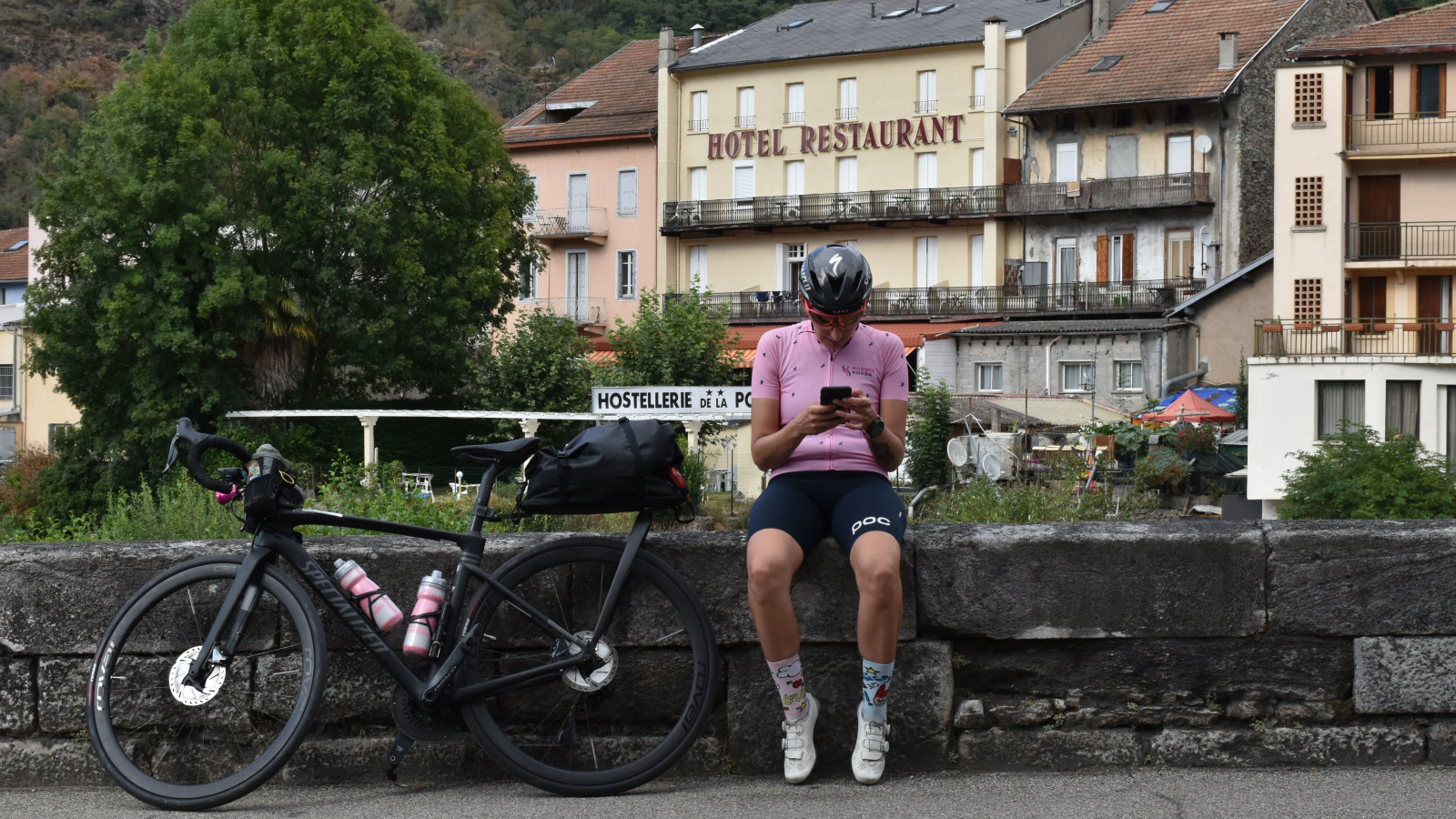 Bikes of Transpyrenees