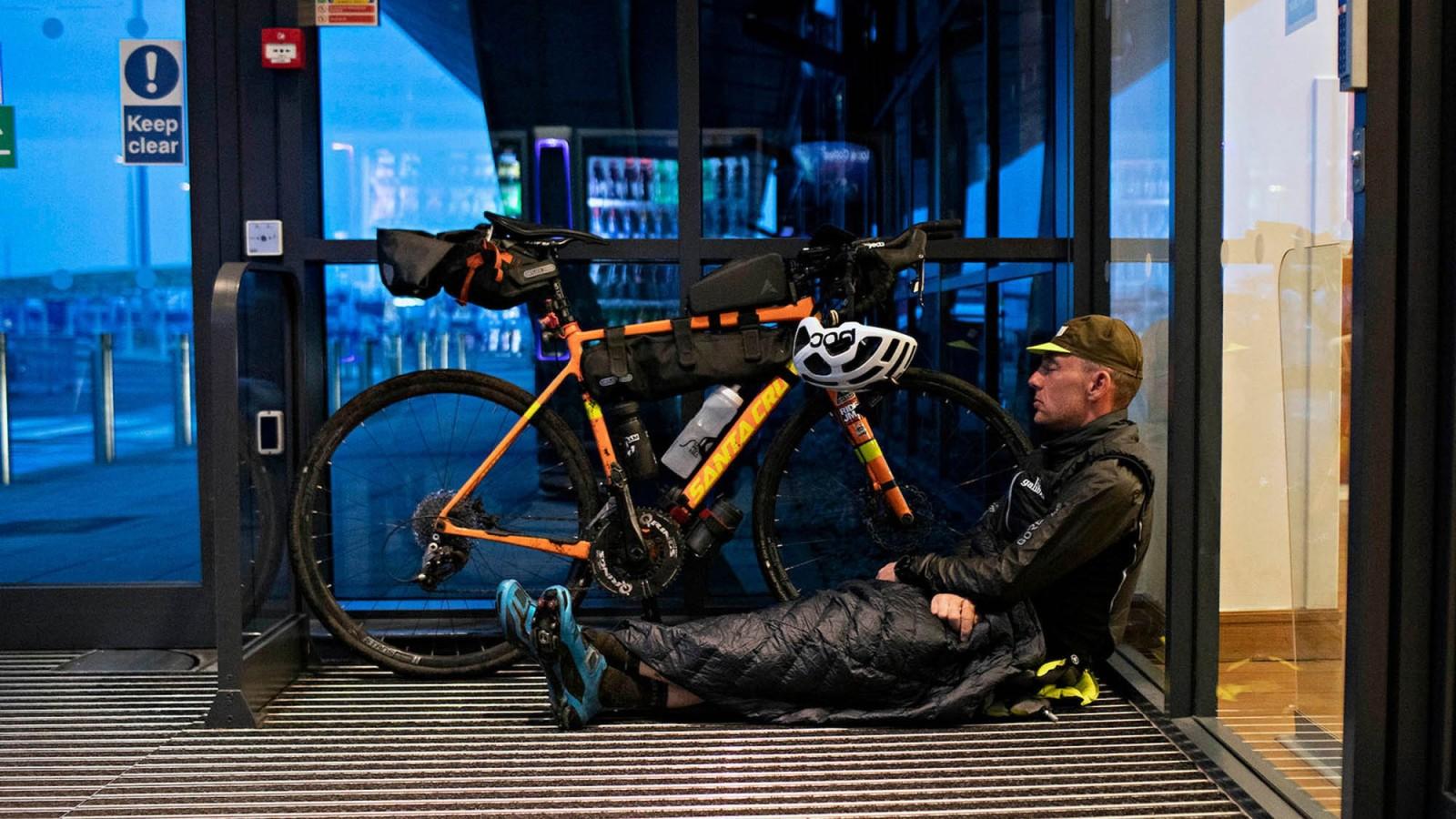 Bikes of Pan Celtic Race