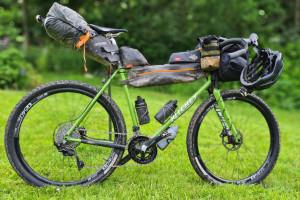 Bikes of Great British Divide