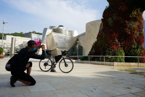 Bikes of TransIbérica