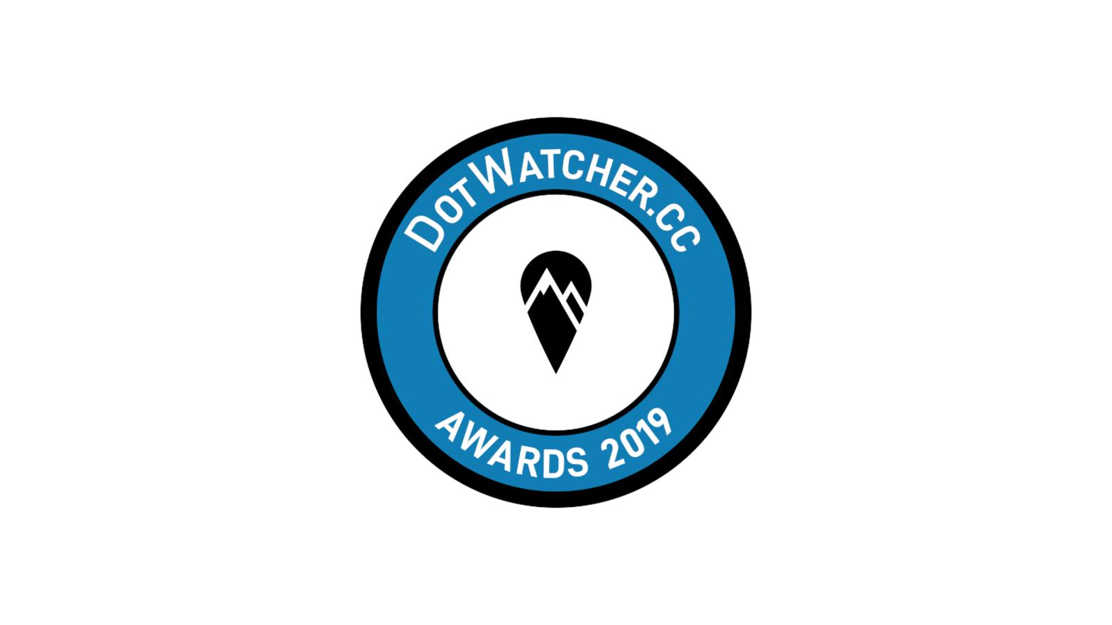2019 DotWatcher Awards