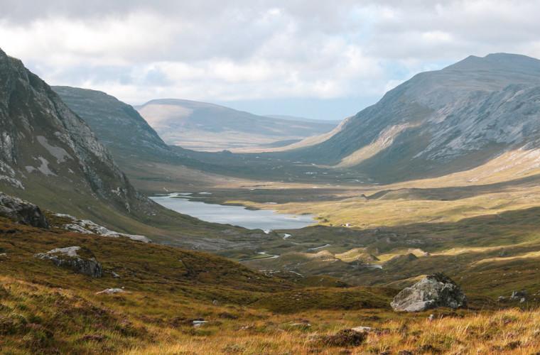 Highland Trail 550