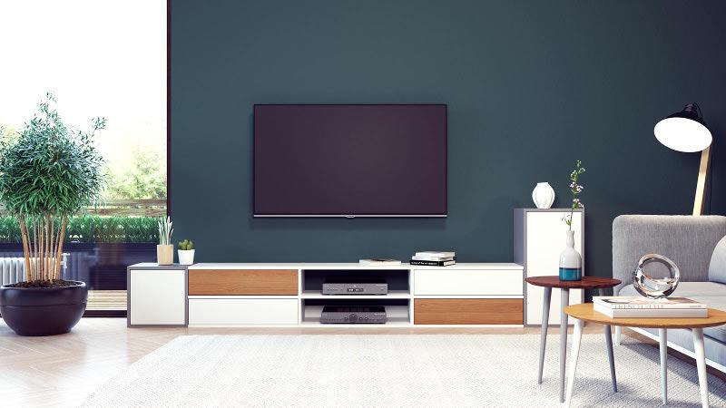 Meuble tv personnalisable armoires mycs - Meuble personnalisable ...